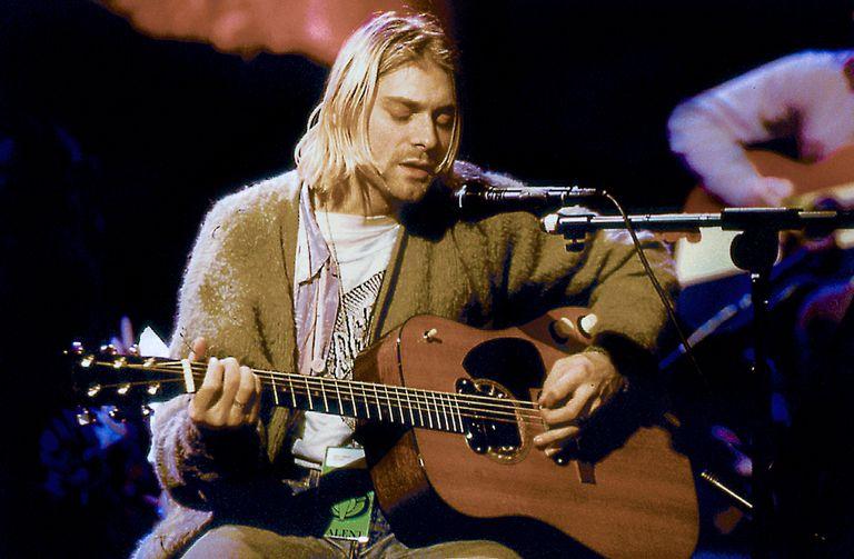 Los 10 discos que marcaron a Kurt Cobain