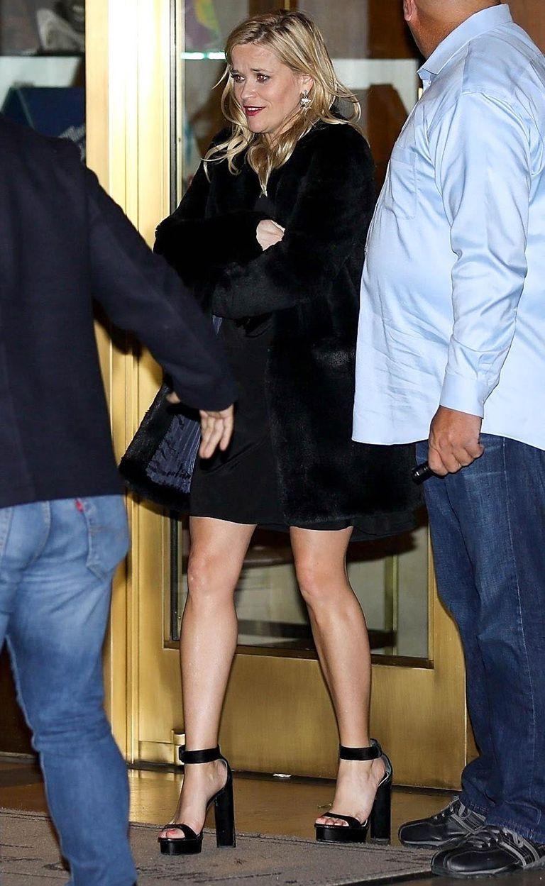 Reese Witherspoon, invitada por Aniston en su 50 cumpleaños
