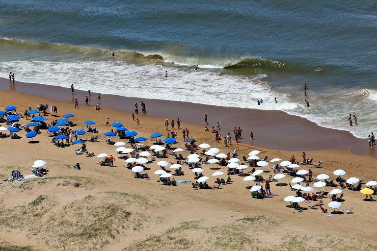 Punta del Este sintió la merma de turistas argentinos