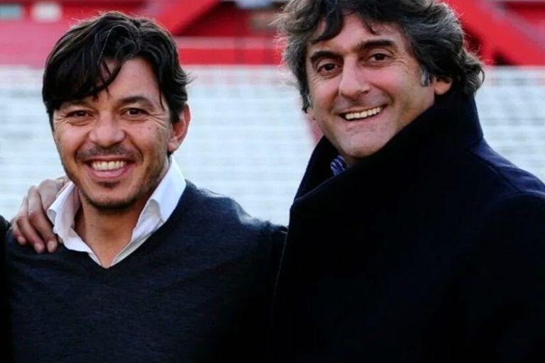 River: la respuesta de Francescoli al interés de Barcelona por Marcelo Gallardo