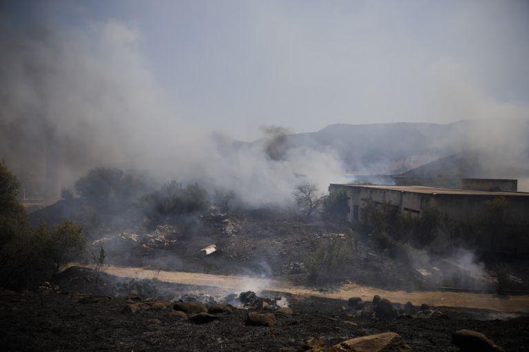 Israel lanzó su primer bombardeo al Líbano en siete años