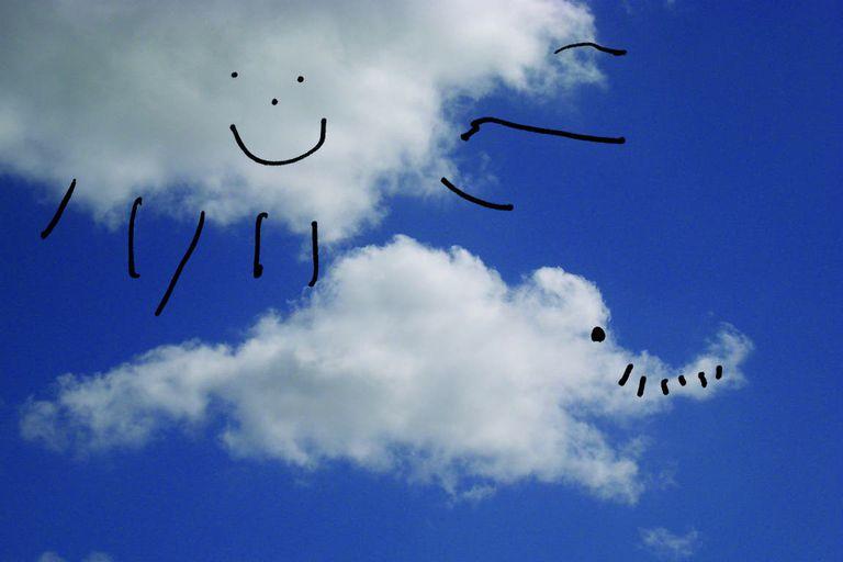 Un libro, un grupo de Facebook y una serie animada para jugar con las nubes