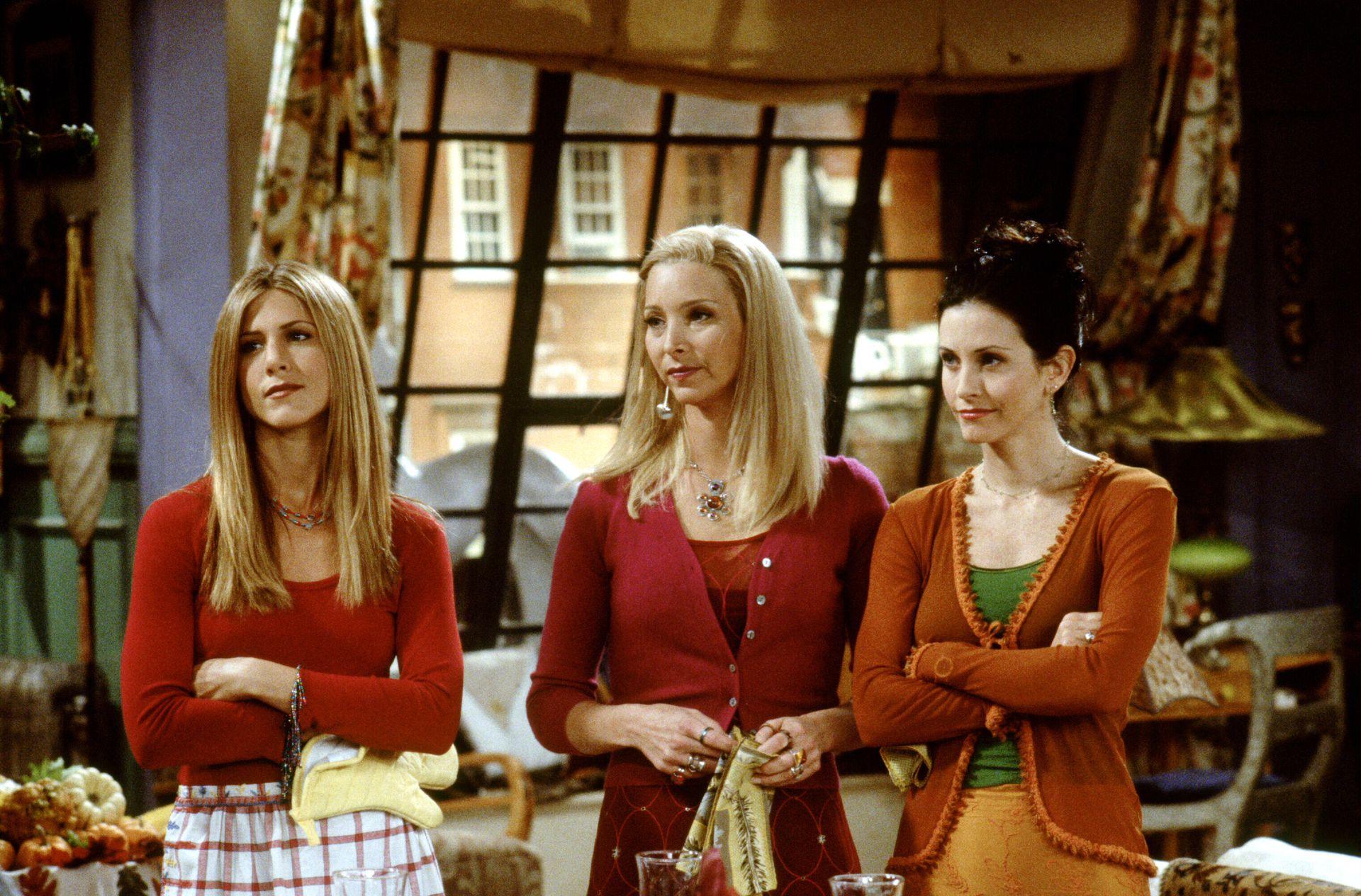 En 2002, Kudrow, Cox y Aniston se convirtieron en las actrices mejor pagadas de la historia de la TV hasta ese momento