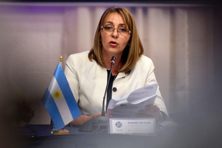 Alejandra Gils Carbó deberá enfrentar un juicio oral por la compra irregular de un edificio para la Procuración