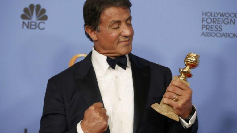 Sylvester Stallone volvió al primer amor con Creed