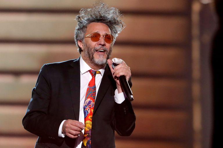 Fito Páez, uno de los artistas argentinos más nominados