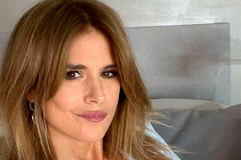 """La tristeza de Flavia Palmiero, en cuarentena: """"Quiero abrazar a mi mamá"""""""