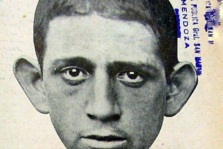 Las orejas aladas de Santos Godino fueron motivo de estudio de criminologos