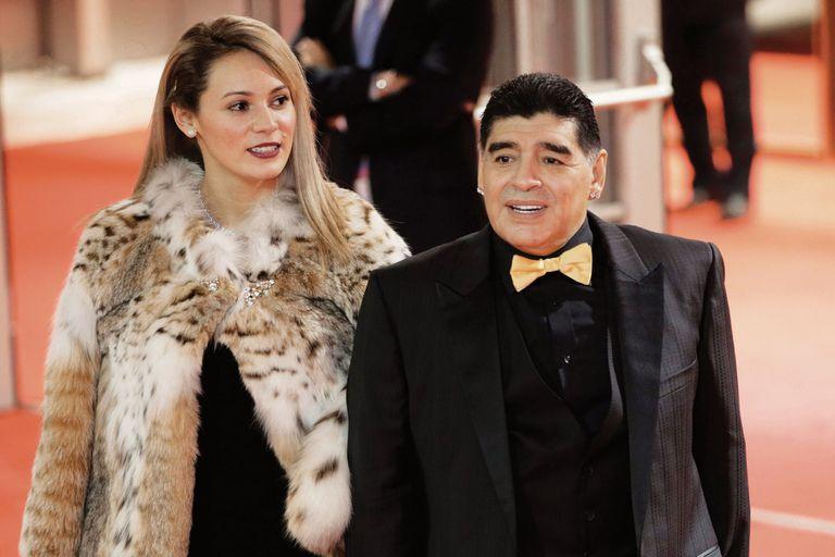 """Rocío y el """"Diez"""" estuvieron juntos seis años y en diciembre de 2018 decidieron tomar caminos separados."""