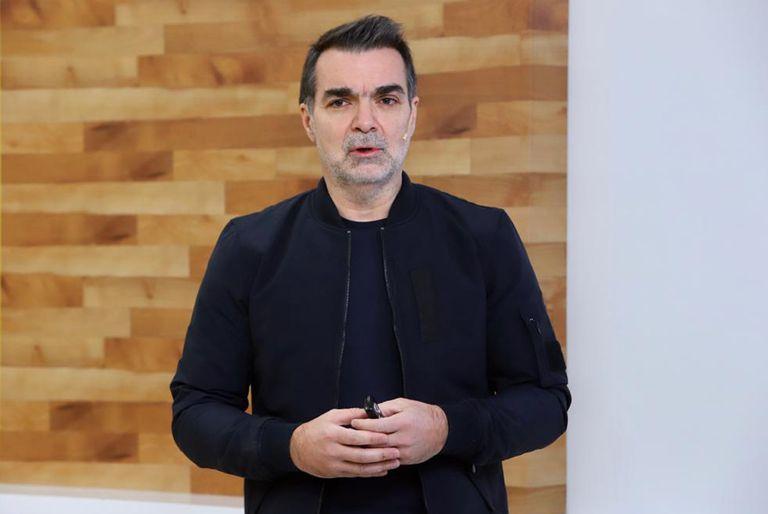 Carlos Pérez, de BBDO
