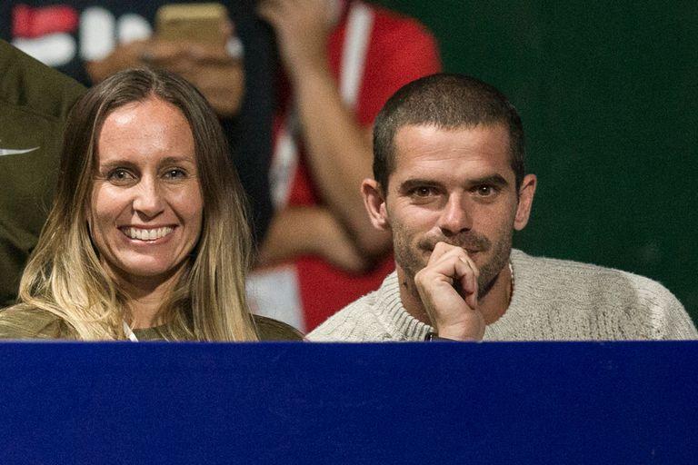 """""""No lo va a retirar una lesión"""": la sentencia de Gisela Dulko sobre Gago"""