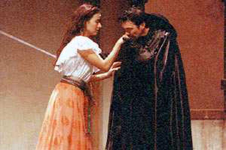 Fernando Lúpiz vuelve con el personaje de El Zorro