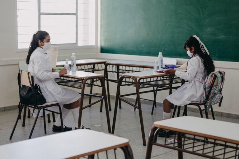 Coronavirus: autorizan la vuelta al aula y cada provincia definirá su calendario