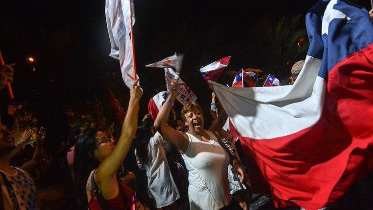 Contundente triunfo de Sebastián Piñera en el ballottage en Chile