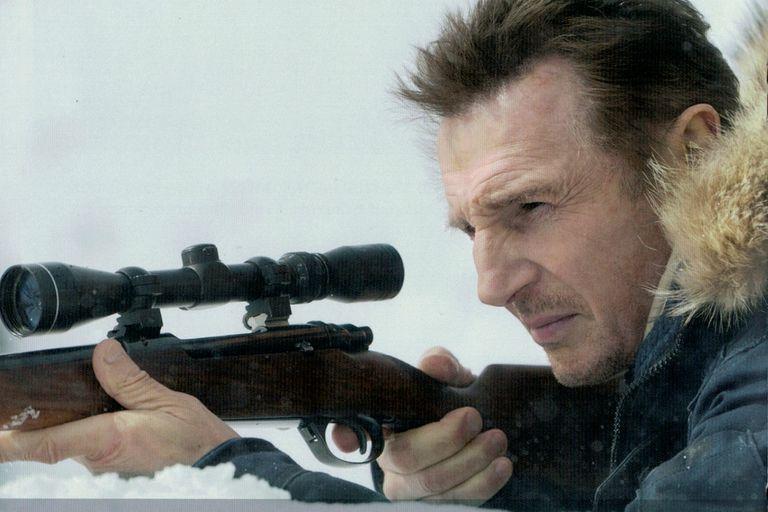 Liam Neeson. La gran encrucijada del héroe de acción menos imaginado