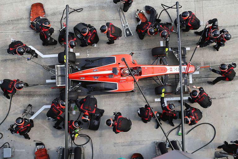 La escudería Marussia se queda sin temporada 2015