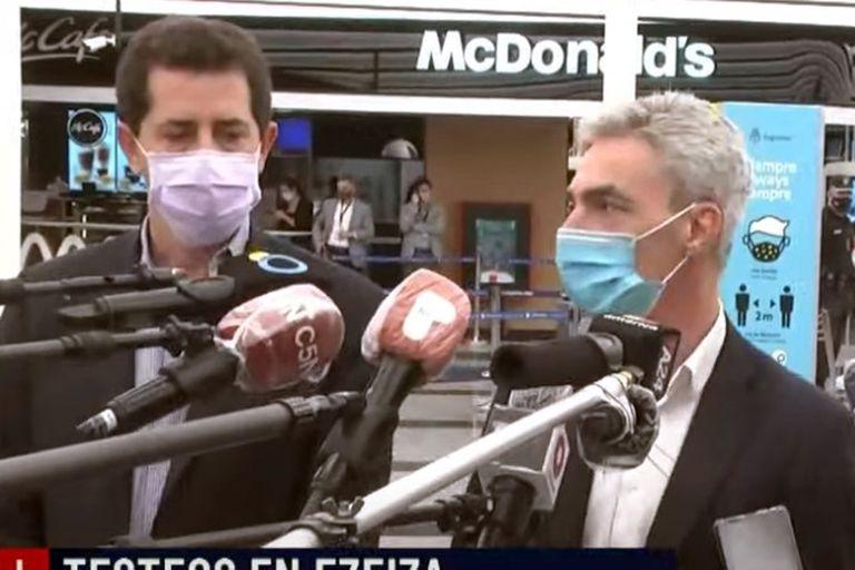 """Wado de Pedro: """"Deberían empezar a suspender los viajes de vacaciones"""""""