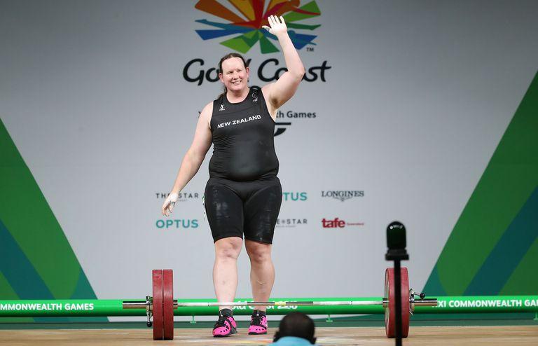 Hubbard marcará un quiebre en los Juegos Olímpicos