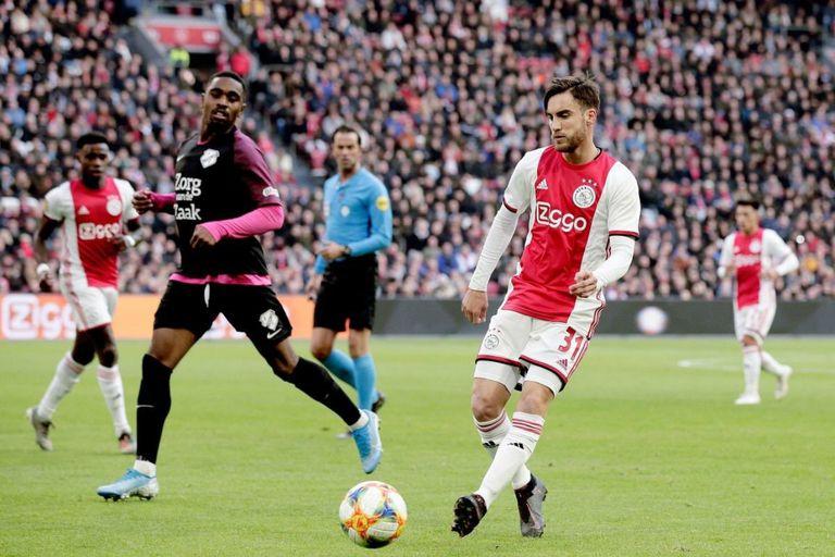 """Tagliafico, con un pie afuera de Ajax: """"Acordamos una salida para este año"""""""