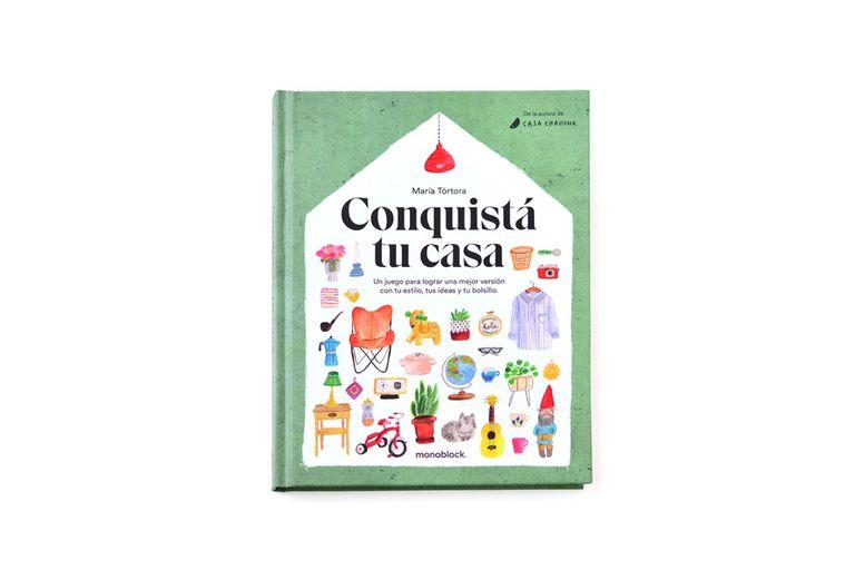 """Libro """"Conquistá tu casa"""", Monoblock, $599"""