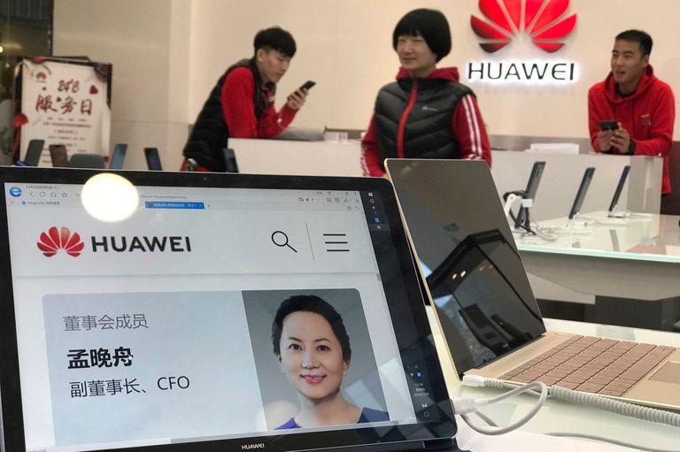 Canadá liberó a Meng Wanzhou, la hija del fundador de la empresa asiática