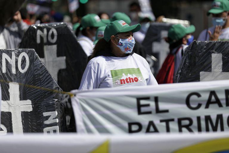 Pico de muertes: tensión en Colombia por un paro contra una reforma de Duque