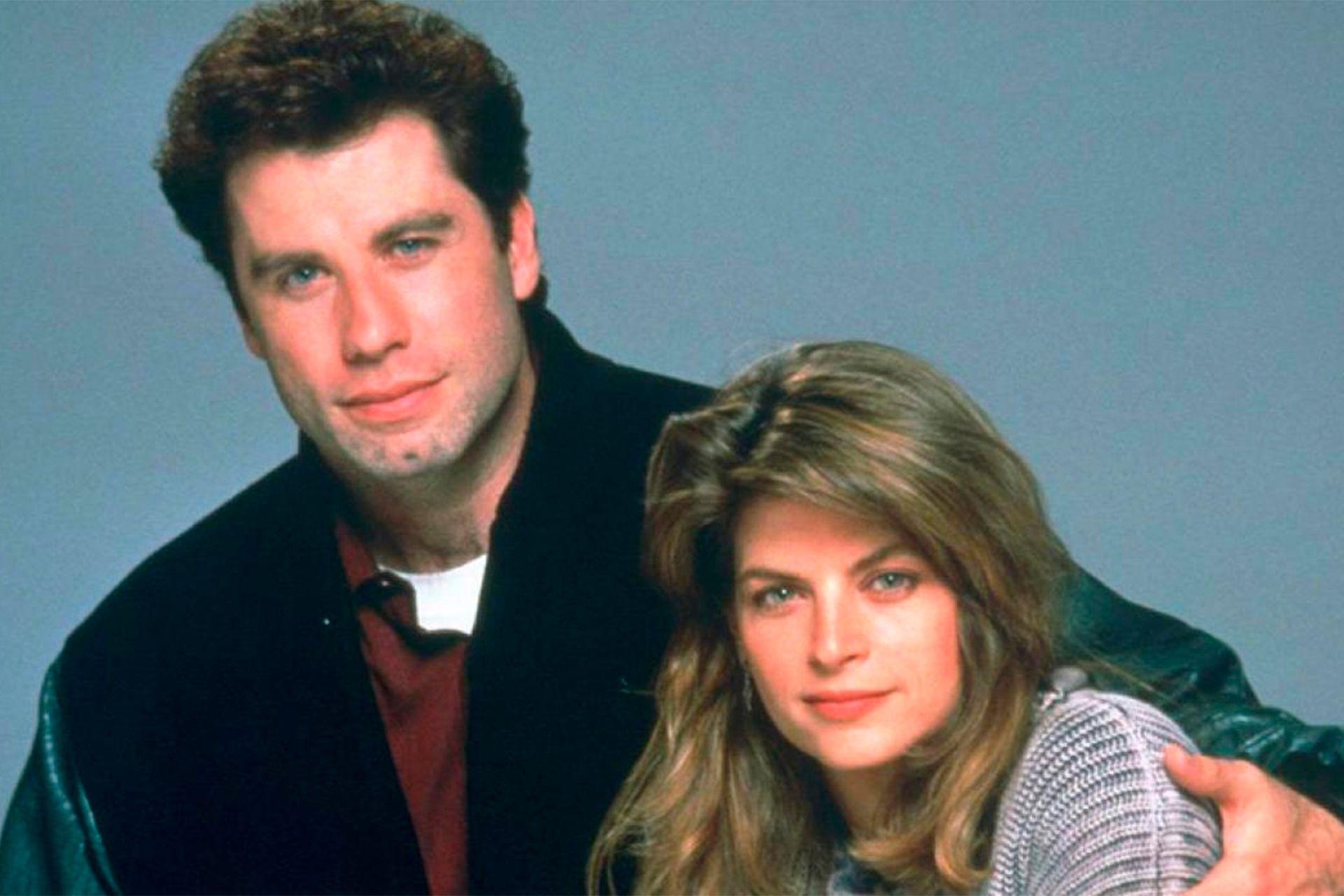 Travolta y su buena amiga Kirstie Alley, también devota de la cienciología