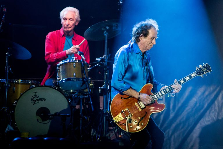 Charlie Watts no estará en la próxima gira de los Rolling Stones