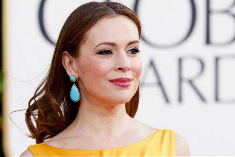 La actriz Alyssa Milano y su fuerte mensaje tras luchar contra el coronavirus