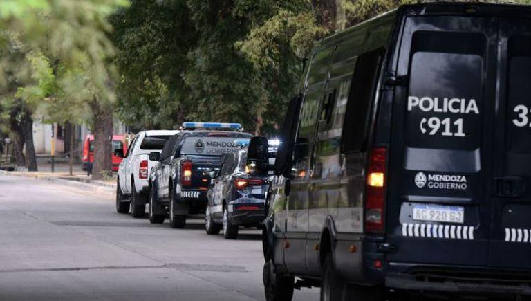 Una familia de cinco integrantes murió en Godoy Cruz