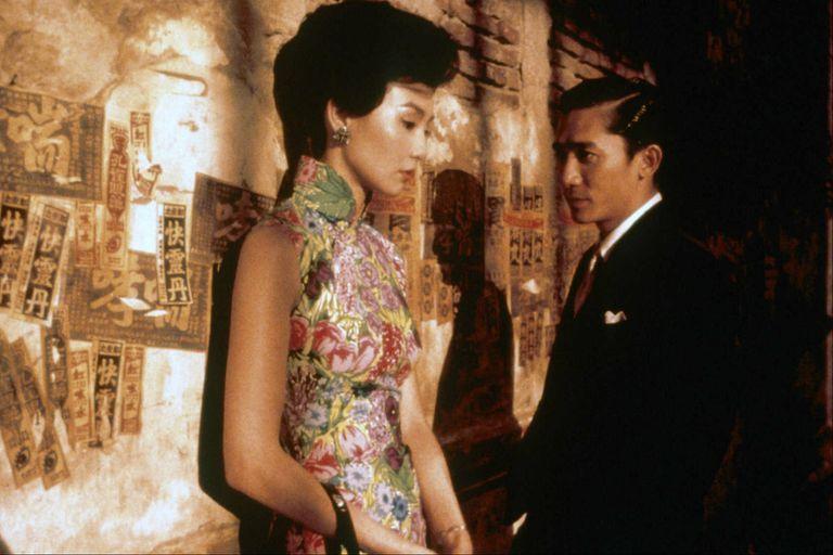 Se cumplieron 20 años de Con ánimo de amar, la película que consagró definitivamente a Wong Kar-wai