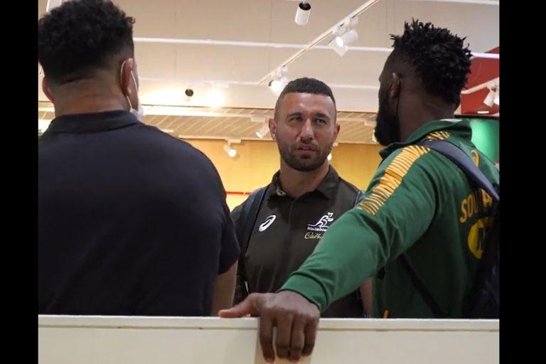 Un video de los All Blacks volvió a generar malestar por el trato que le dan a los Pumas