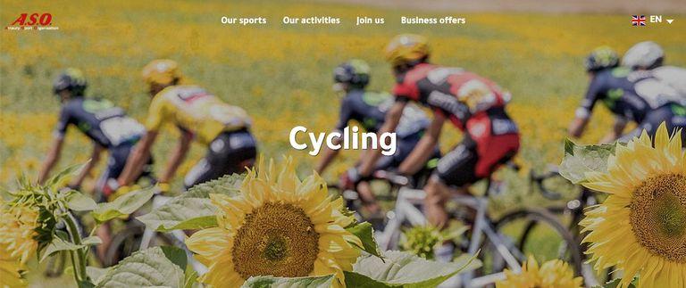 ASO levantó a la Vuelta a España.