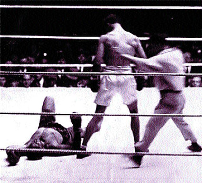 Dempsey versus Firpo, desde Puerto Madryn