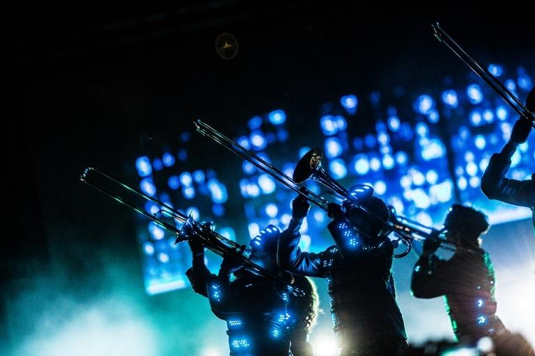 Muse en el Hipodromo de Palermo