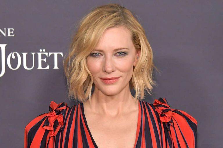 """Blanchett piensa en su retiro: """"A veces siento que es tiempo de parar"""""""