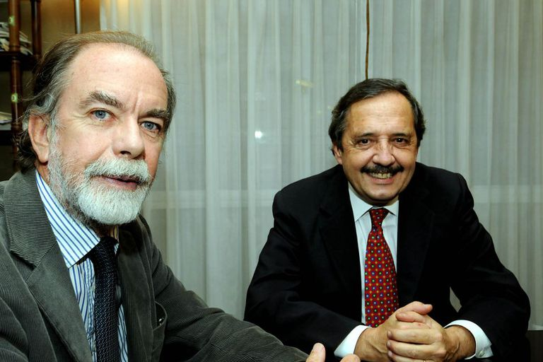 González Fraga y Alfonsín