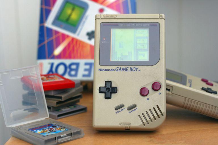 Hace 30 años Nintendo lanzó su consola portátil Game Boy