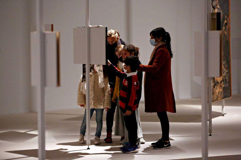 Recorrida por las muestras del Museo de Arte Moderno