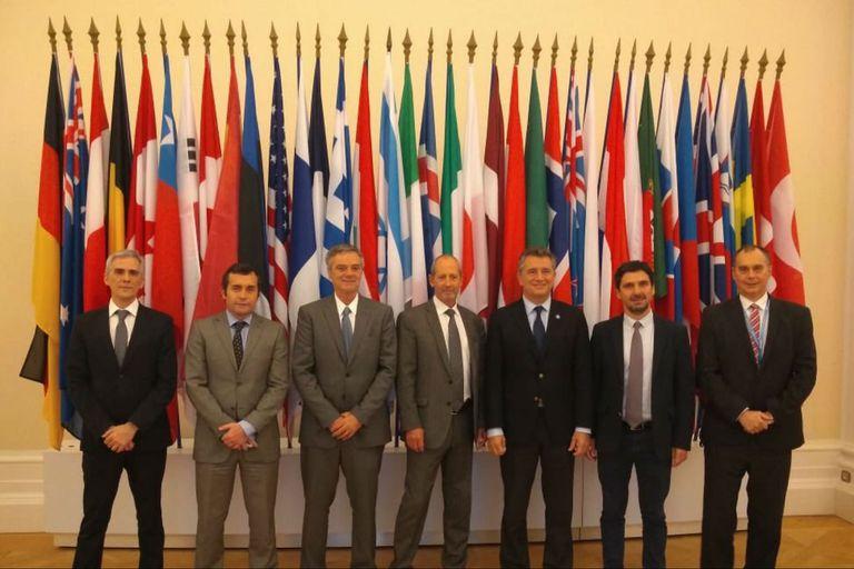 Del Solar junto a Etchevehere en el primer estudio de revisión de Políticas Agrícolas de la Argentina ante los países miembros de la OCDE