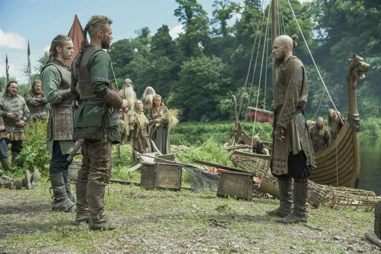 La ficción de Michael Hirst no tendrá ya a Ragnar; la historia seguirá con sus hijos