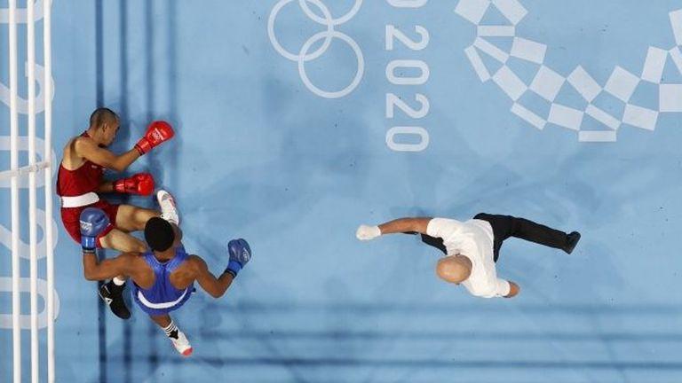 Olímpicos de Tokio: el fugaz sueño de Eldric Sella, el primer latinoamericano en el Equipo Olímpico de Refugiados