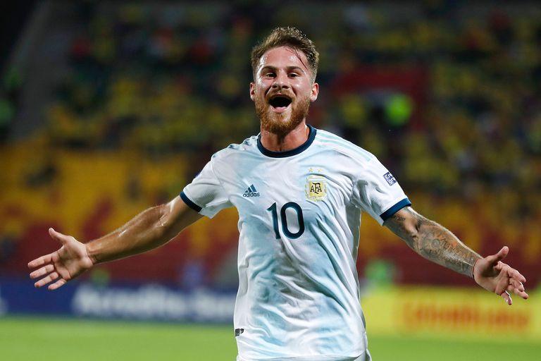 Sub 23. Argentina le ganó a Uruguay y Tokio 2020 está un paso más cerca