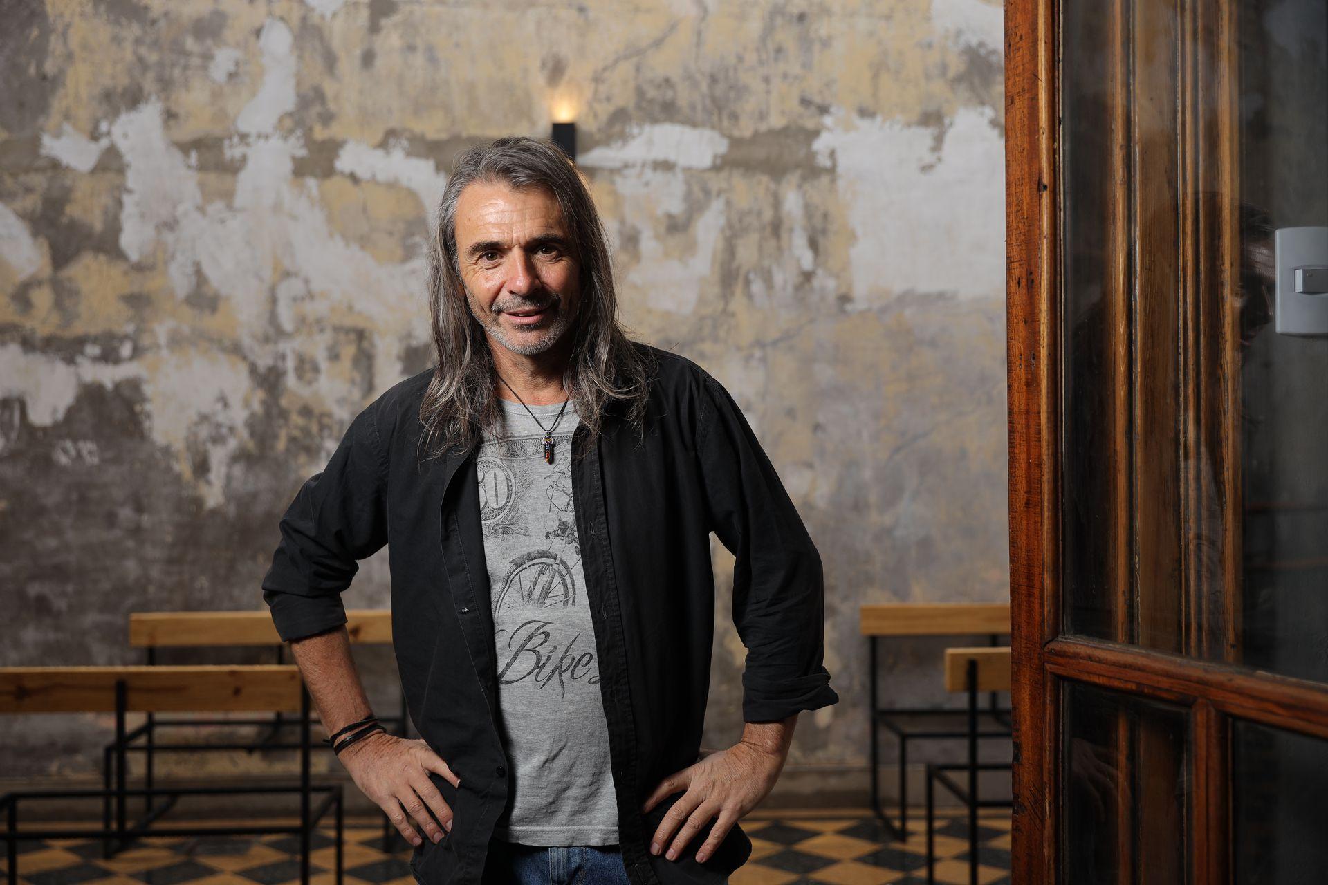 """""""A los 14 años decidí ser actor, me vine a Buenos Aires y empecé a trabajar profesionalmente"""", recuerda Lenn"""