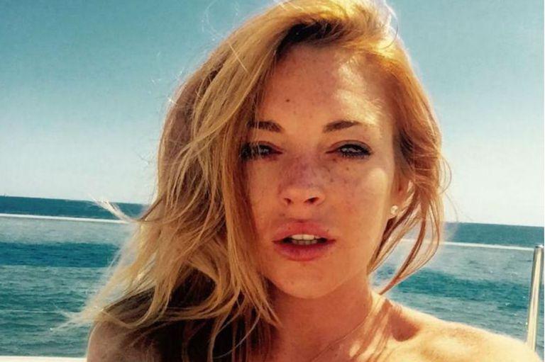 La actriz tuvo problemas por conducir ebria y bajo los efectos de la cocaína
