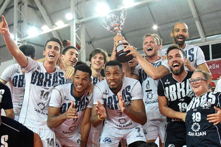 Copa ACLAV: Obras de San Juan se consagró campeón en Morón
