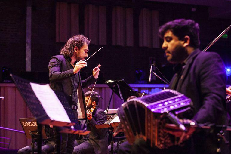 El tango homenajeó a Seru Giran en el Festival
