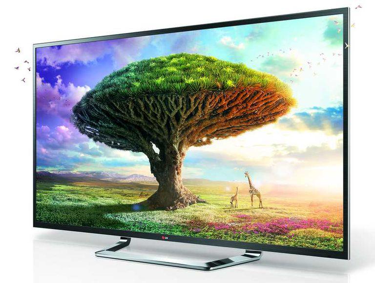 LG también anunció la llegada de su televisor UHD con pantallas 4K para septiembre próximo