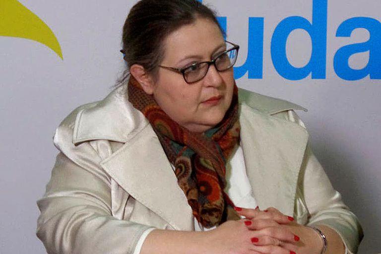 Graciana Peñafort es funcionaria en el Senado, designada por Cristina Kirchner