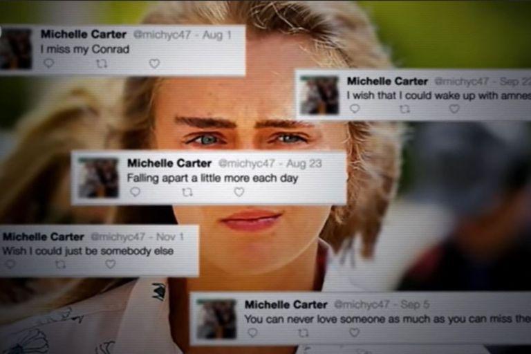 Michelle Carter, la adolescente que alentó a su novio a suicidarse por mensaje de texto